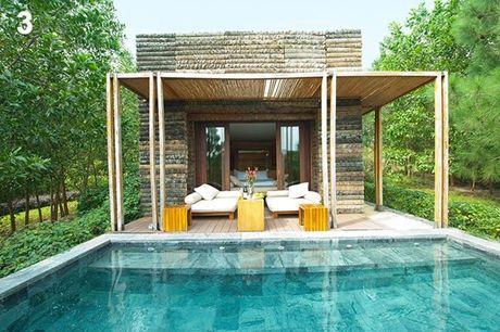 Ghe nhung khu resort sang chanh, dep ngat ngay gan Ha Noi - Anh 1