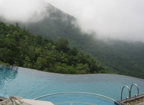 Ghe nhung khu resort sang chanh, dep ngat ngay gan Ha Noi - Anh 5