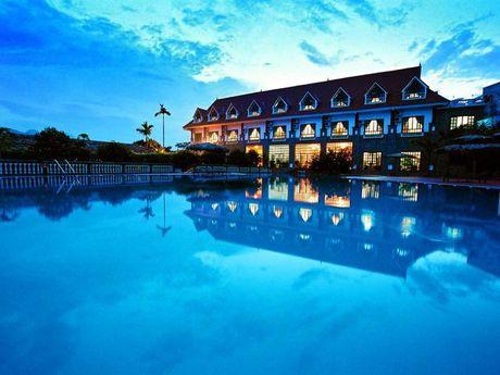 Ghe nhung khu resort sang chanh, dep ngat ngay gan Ha Noi - Anh 7