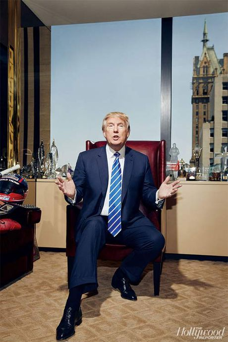 Ngam nhung bo vest tram trieu cua Donald Trump - Anh 8