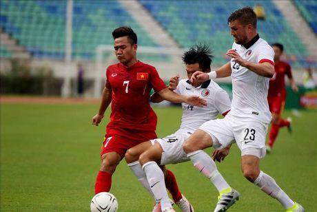 Hoang Thinh san sang da chinh truoc Avispa Fukuoka FC - Anh 1