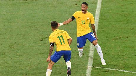 Hau ky nguyen Messi-Ronaldo, hay nhin Coutinho! - Anh 1