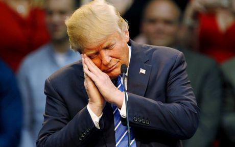 Vi sao ong Donald Trump ngu 4 tieng/ngay van khoe manh? - Anh 1