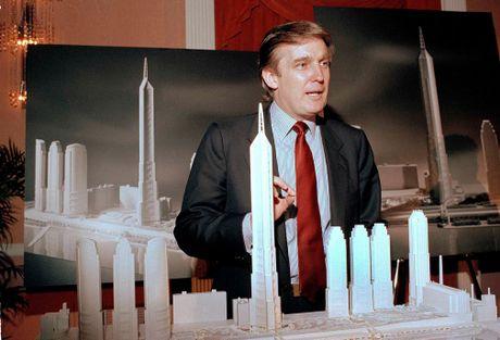 Dau moc quan trong trong cuoc doi Tong thong My Donald Trump - Anh 3
