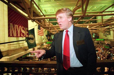 Dau moc quan trong trong cuoc doi Tong thong My Donald Trump - Anh 5