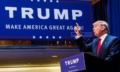 Dau moc quan trong trong cuoc doi Tong thong My Donald Trump - Anh 8