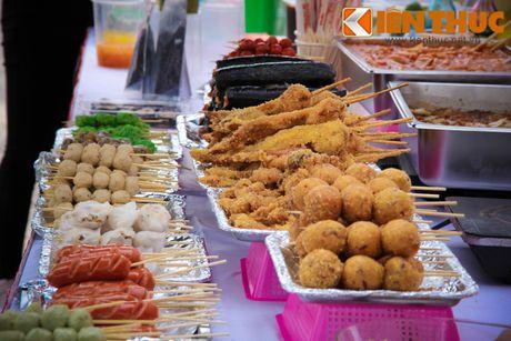 Mon ngon kho cuong tai le hoi am thuc Viet - Han - Anh 9