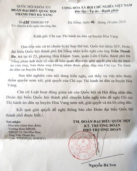 """""""Kho"""" nhu... cho thi hanh an - Anh 1"""