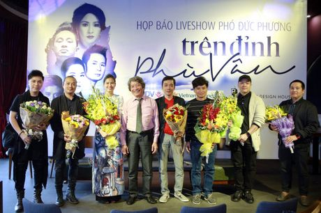 Nhac si Pho Duc Phuong lam liveshow ky niem 50 nam am nhac - Anh 1