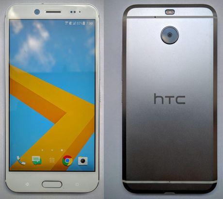 HTC Bolt chua ra mat da lo anh thuc te - Anh 1