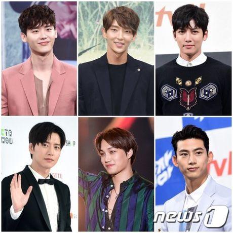 Fan ban loan cho du an phim cua 6 my nam xu Han - Anh 1