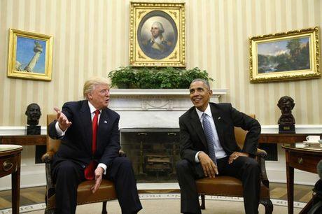 Tong thong Obama gap ong Trump tai Nha Trang lau hon du kien - Anh 2