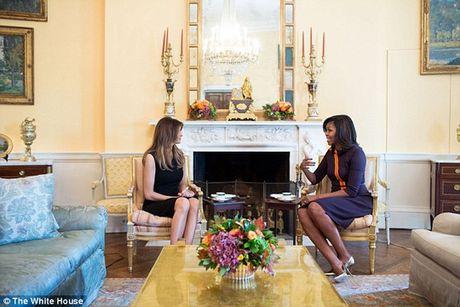 Tong thong Obama gap ong Trump tai Nha Trang lau hon du kien - Anh 4