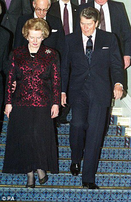 Ong Trump noi voi Anh: Toi muon quan he dac biet kieu Reagan-Thatcher - Anh 3