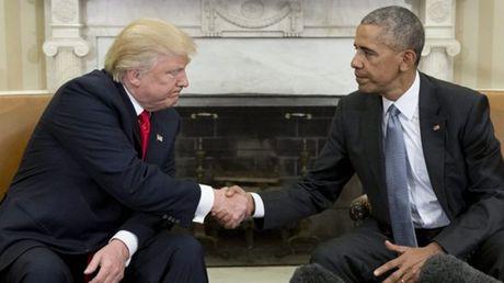 Nhin cu chi, doan tam trang Tong thong Obama va ong Trump - Anh 4