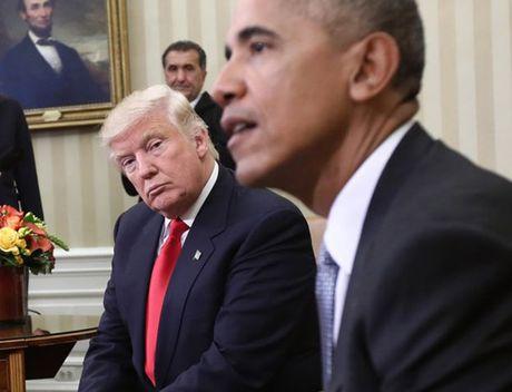 Nhin cu chi, doan tam trang Tong thong Obama va ong Trump - Anh 5