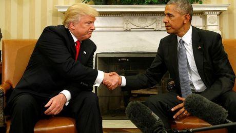 Gap rut nghien cuu quan diem cua Trump ve quan su, an ninh hang hai Bien Dong - Anh 1