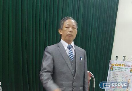 Truong Duong Lam lam thu se bi cat danh hieu thi dua, khen thuong - Anh 2