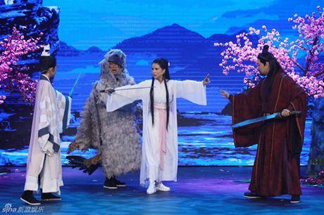 """43 tuoi, Ly Nhuoc Dong lai mot lan nua lam """"Tieu Long Nu"""" - Anh 7"""