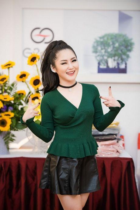 Huong Tram quyen ru hoi ngo Ngoc Han, Huyen My trong su kien moi - Anh 9