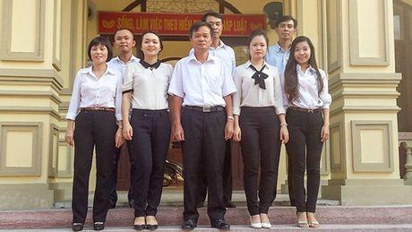 TAND huyen Kien Thuy, Hai Phong: Khac phuc kho khan, dat hieu qua cao trong cong tac - Anh 1