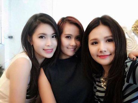 Than the nguoi phu nu cham soc sac dep cho Hoang Thuy Linh - Anh 10