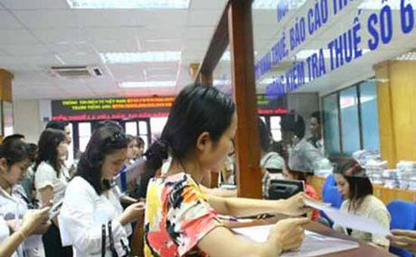 Beu ten 156 doanh nghiep no thue dot 11 tai Ha Noi - Anh 1