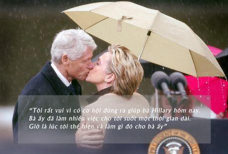 Hillary - Bill Clinton: Cap doi quyen luc va chuyen tinh truyen cam hung gan nua the ky - Anh 14