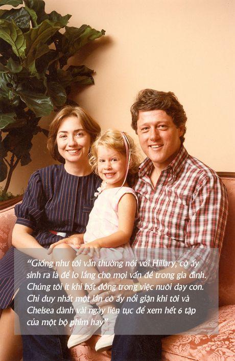 Hillary - Bill Clinton: Cap doi quyen luc va chuyen tinh truyen cam hung gan nua the ky - Anh 5