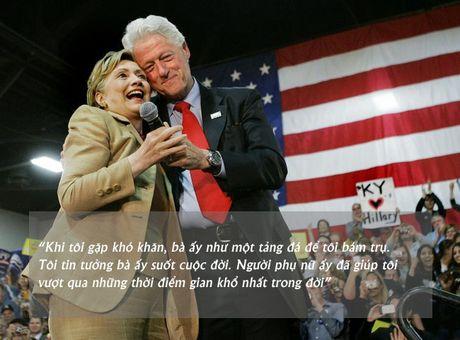 Hillary - Bill Clinton: Cap doi quyen luc va chuyen tinh truyen cam hung gan nua the ky - Anh 7