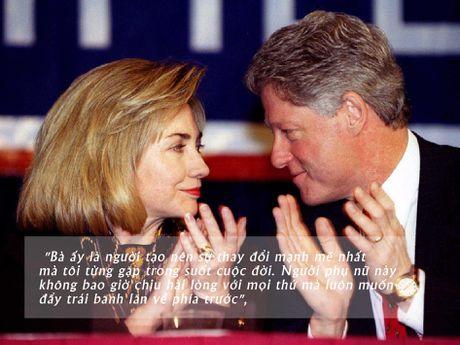 Hillary - Bill Clinton: Cap doi quyen luc va chuyen tinh truyen cam hung gan nua the ky - Anh 9