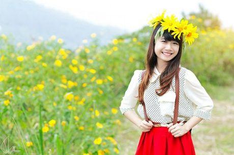 Khong phai chi Da Lat ma Ha Noi cung ruc ro hoa da quy - Anh 3
