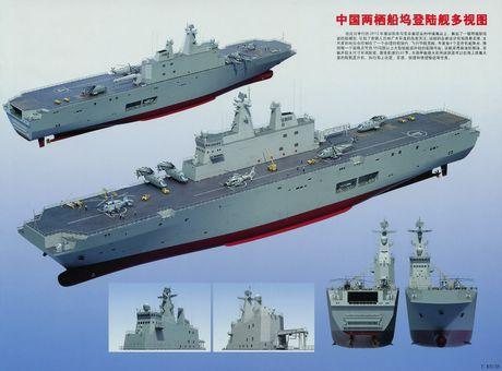 Tau do bo Type-075: Bieu tuong tham vong tren bien cua Trung Quoc - Anh 1