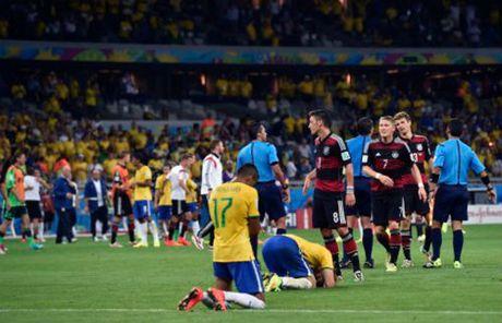 Chi tiet Brazil - Argentina: Neymar va dong doi pho dien (KT) - Anh 10