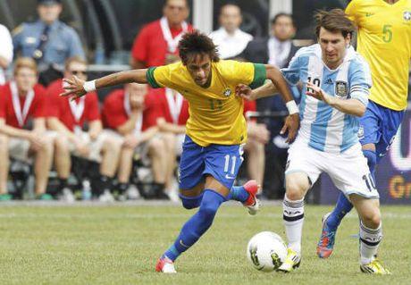 Chi tiet Brazil - Argentina: Neymar va dong doi pho dien (KT) - Anh 11