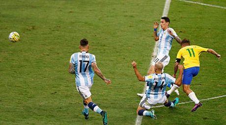 Chi tiet Brazil - Argentina: Neymar va dong doi pho dien (KT) - Anh 3