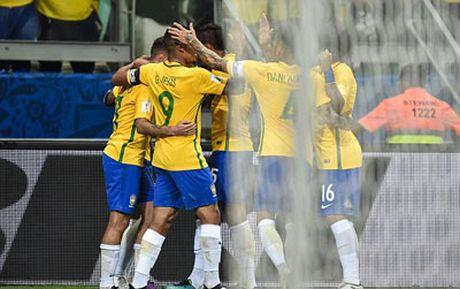 Chi tiet Brazil - Argentina: Neymar va dong doi pho dien (KT) - Anh 6