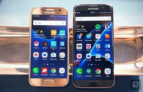 Samsung mo chuong trinh Android 7.0 beta cho Galaxy S7/S7 Edge - Anh 1