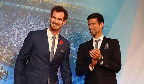 Tennis-ATP Finals: 8 SAO banh bao, san sang khai chien - Anh 3