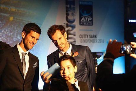 Tennis-ATP Finals: 8 SAO banh bao, san sang khai chien - Anh 5
