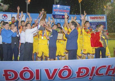 Nhin lai giai U21: Phan thuong xung dang cho y chi tuyet voi - Anh 1