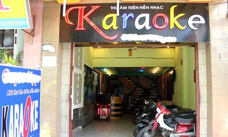 Cac quan karaoke tai TP.HCM cung tiem an nguy co chay - Anh 1