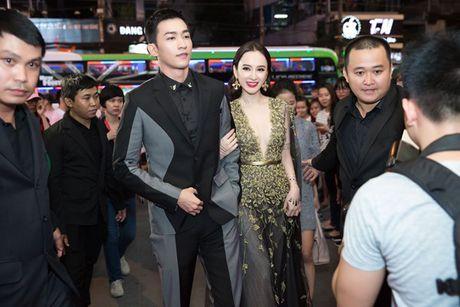 Vo Canh tiec khi canh hon Angela Phuong Trinh bi cat trong Su menh trai tim - Anh 1