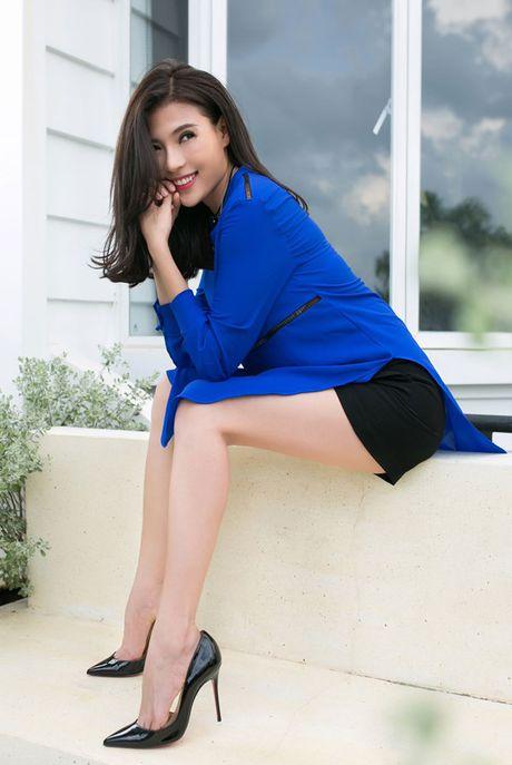 Thuy Diem: 'Hai nam nua toi moi sinh con cho Luong The Thanh' - Anh 2