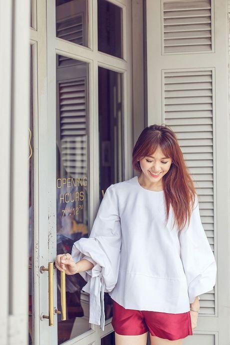 Hari Won nhay goi cam trong 'Anh cu di di' phien ban 'The Remix' - Anh 4