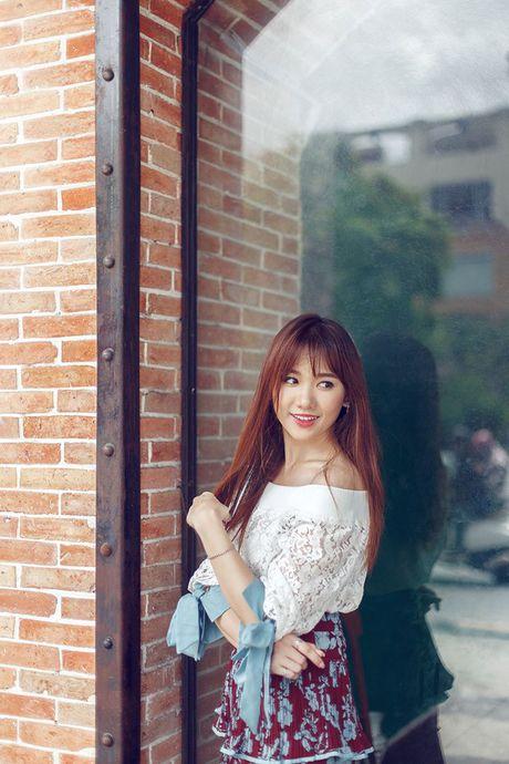 Hari Won nhay goi cam trong 'Anh cu di di' phien ban 'The Remix' - Anh 5