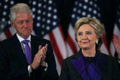 Du that bai, ba Clinton van truyen cam hung cho gioi tre - Anh 1