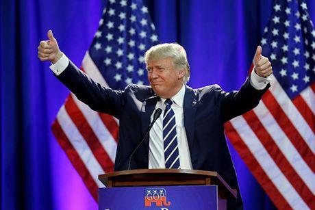 Tai xoay chuyen cua Tong thong My dac cu Donald Trump - Anh 1