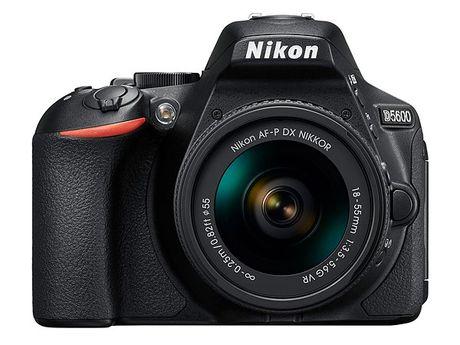 Nikon ra mat D5600: Tich hop SnapBridge, quay video timelapse - Anh 1