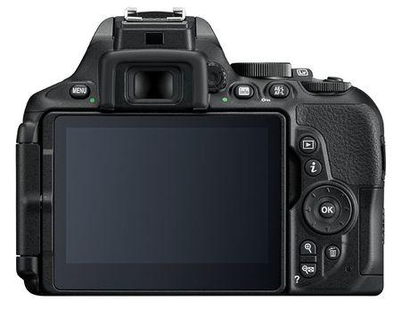 Nikon ra mat D5600: Tich hop SnapBridge, quay video timelapse - Anh 2